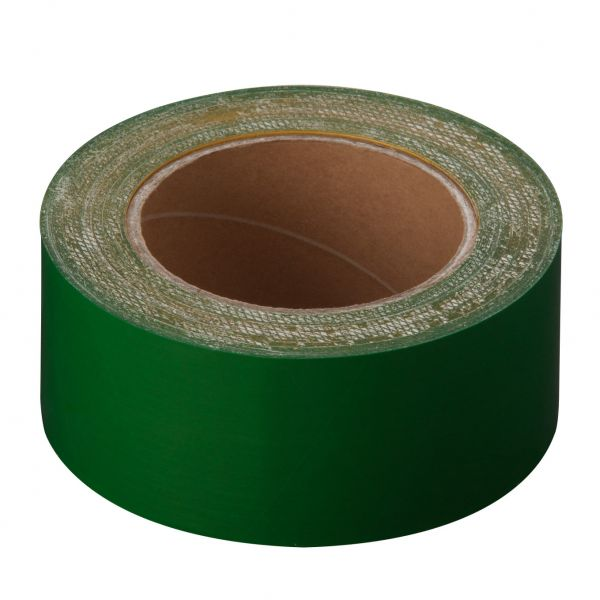 Visuel Adhésif d'étanchéité Vert 60 x 0.28 x 25 m suit le profil des tuyaux et des câbles