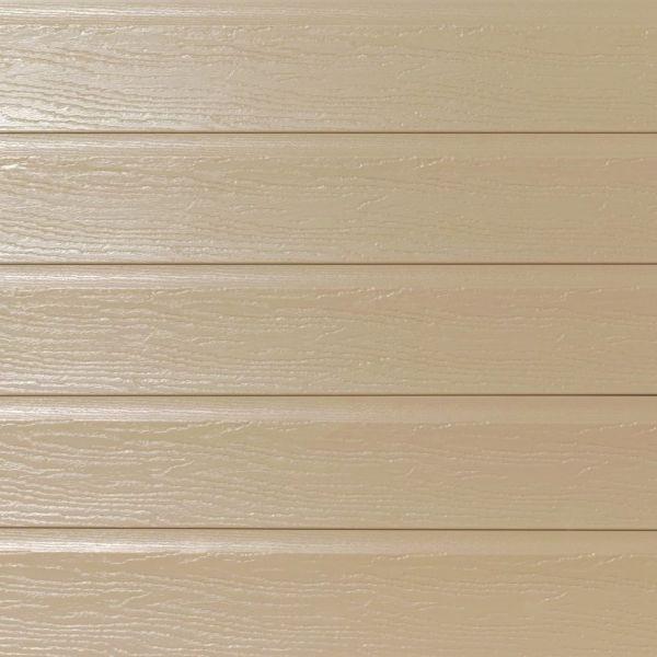 Visuel Profil de finition et ventilation haute 2 composants filmé cappuccino 60x26 - 1 pièce = 6 ml