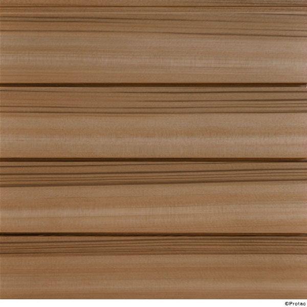 Visuel Bardage Bois 18 x 125 mm Red Cedar Natural® Inca