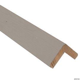 Cornière d'angle Clinexel® 62 x 62 mm Épicéa Canopée