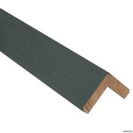 Cornière d'angle Clinexel® 62 x 62 mm Épicéa Cobalt