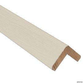 Cornière d'angle Clinexel® 62 x 62 mm Épicéa Sirocco