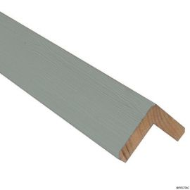 Cornière d'angle Clinexel® 62 x 62 mm Épicéa Taïga