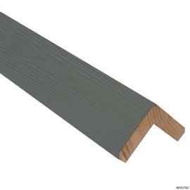 Cornière d'angle Clinexel® 62 x 62 mm Épicéa Toundra