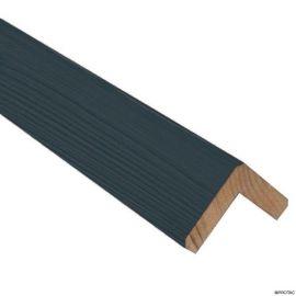 Cornière d'angle Clinexel® 68 x 68 mm Épicéa Bazalt