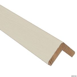 Cornière d'angle Clinexel® 68 x 68 mm Épicéa Sirocco