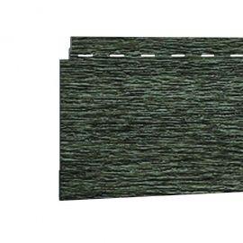 Bardage PVC Cellulaire Kerrafront® FS201 Wood design Connex Graphite 2.95 ml