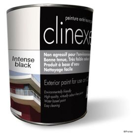 Peinture de Finition Clinexel® Intense black