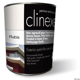 Peinture de Finition Clinexel® Rubis