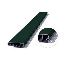 Profilé de Recouvrement Vinyplus® 120 mm Vert sapin