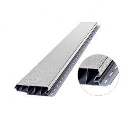 Profilé de Recouvrement Vinyplus® 120 mm Blanc