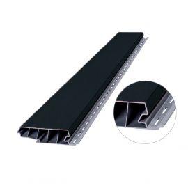 Profilé de Recouvrement Vinyplus® 120 mm Gris anthracite