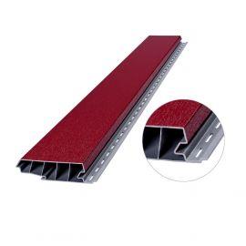 Profilé de Recouvrement Vinyplus® 120 mm Rouge