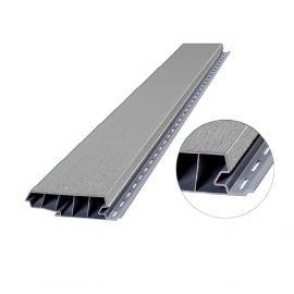 Profilé de Recouvrement Vinyplus® 120 mm Gris clair