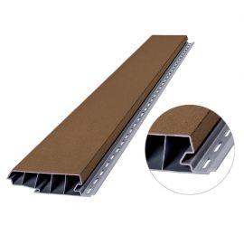 Profilé de Recouvrement Vinyplus® 120 mm Chêne doré