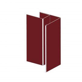 Angle ext Alu RAL 3004