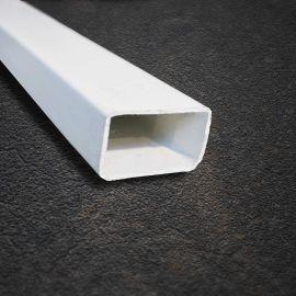 Tube PVC 24 x 40 mm Blanc 9010