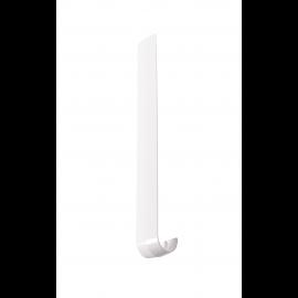 Jonction pour Planche de Rive Arrondie 250 x 16 mm Blanc