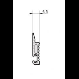 Profil de Départ PVC Zumaclin® Blanc