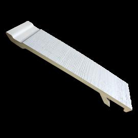 Bardage PVC Composite Procel® Gris nuage