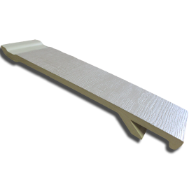 Bardage PVC Composite Procel® Vert lichen