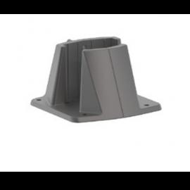 Sabot Intermédiaire Angle 1,85 m Noir