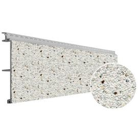 Bardage PVC Vinystone® Design Aspect Pierre Dolomit - 6 x 1.20 ml