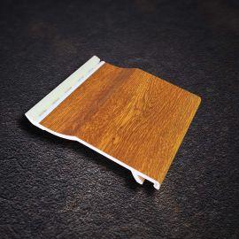 Bardage PVC Cellulaire Bardexel® Chêne doré 5ml