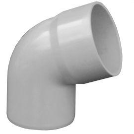 Coude 67.30° diam. 80 mm Femelle/Femelle Gris