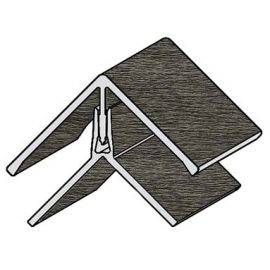 Profil d'angle Kerrafront® Graphite