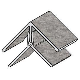 Profil d'angle Kerrafront® Gris argenté