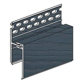 Profil de Ventilation Haute 2 parties Kerrafront® Anthracite