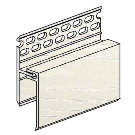 Profil de Ventilation Haute 2 parties Kerrafront® Blanc