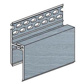 Profil de Ventilation Haute 2 parties Kerrafront® Gris