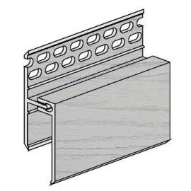 Profil de Ventilation Haute 2 parties Kerrafront® Gris clair