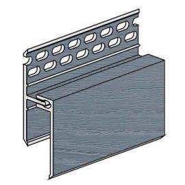 Profil de Ventilation Haute 2 parties Kerrafront® Gris quartz