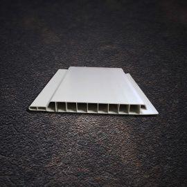 Sous face Alvéolaire 100 x 10 mm Blanc
