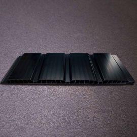 Sous face Alvéolaire 250 x 10 mm Lourde Noir