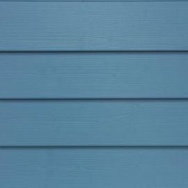Bardage Bois peint Clinexel® Épicéa Acadien Azur