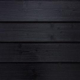 Bardage Bois peint Clinexel® Épicéa Acadien Carbon