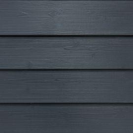 Bardage Bois peint Clinexel® Épicéa Acadien Graphite