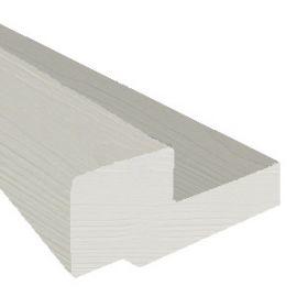 Profil d'angle sortant Peint Clinexel® 48 x 90 mm Épicéa Cirrus