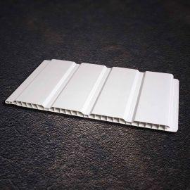Sous face Alvéolaire 250 x 10 mm Blanc