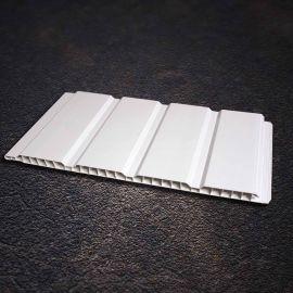 Sous face Alvéolaire 250 x 10 mm Lourde Blanc