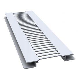 Ventilation Femelle/Femelle 80 x 100 mm Blanc