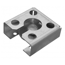 Connecteur poteau pour structure bois 90/90 à 120/120 mm