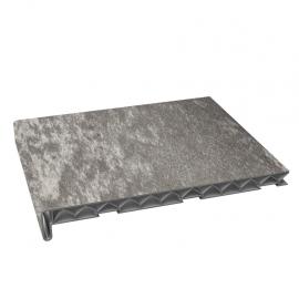 Tablette PVC Alvéolaire 300 mm Stone
