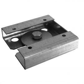 Connecteur poteau pour structure bois 140/140 à 200/200 mm