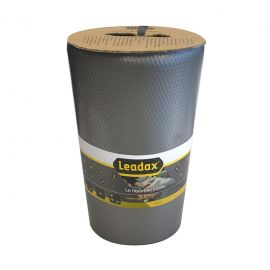 Solin LEADAX alternative au plomb 40 cm x 6ml gris