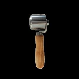 Rouleau pour aplatir le cordon de soudure